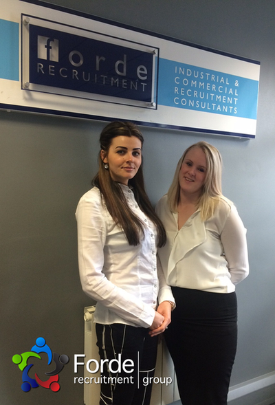 new members to our admin team forde recruitment