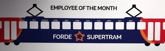 Employee of the Month: October
